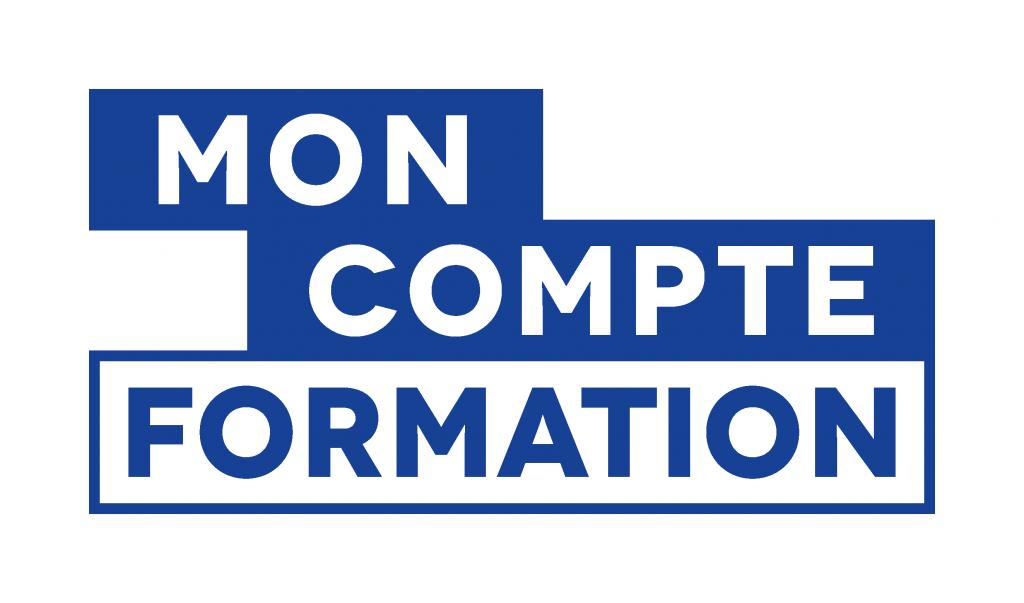 Logo du site officiel du compte personnel de formation.
